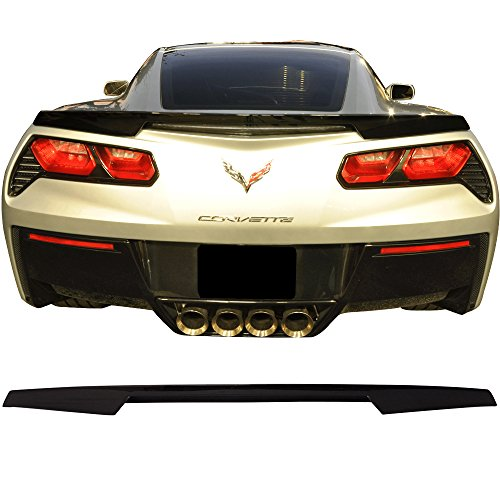 Pre-painted Trunk Spoiler Fits 2014-2018 Chevrolet