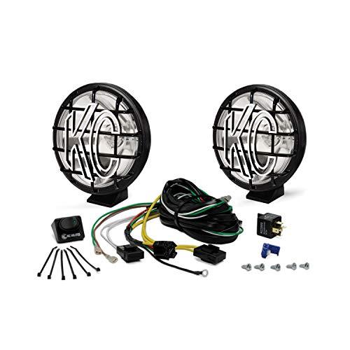 kc hilites 150 apollo pro 6 u2033 100w spot beam light system